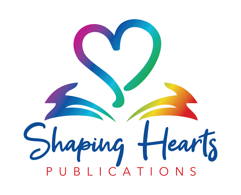 Shaping Hearts Logo - vertical version transparent