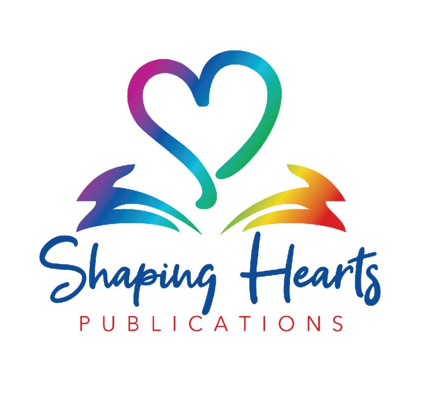 Shaping Hearts Logo - vertical version